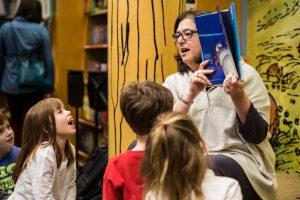 Michelle Parker, Head of School at Seneca Academy